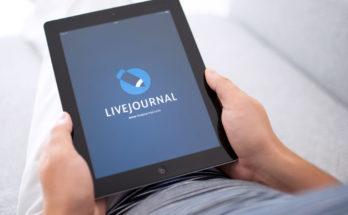 Livejournal на планшете фото