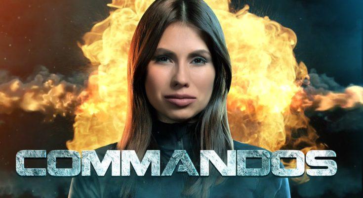 Шоу COMMANDOS от Марии Командой фото