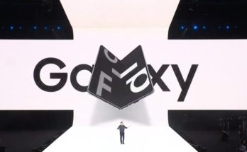 Samsung Galaxy Fold фото