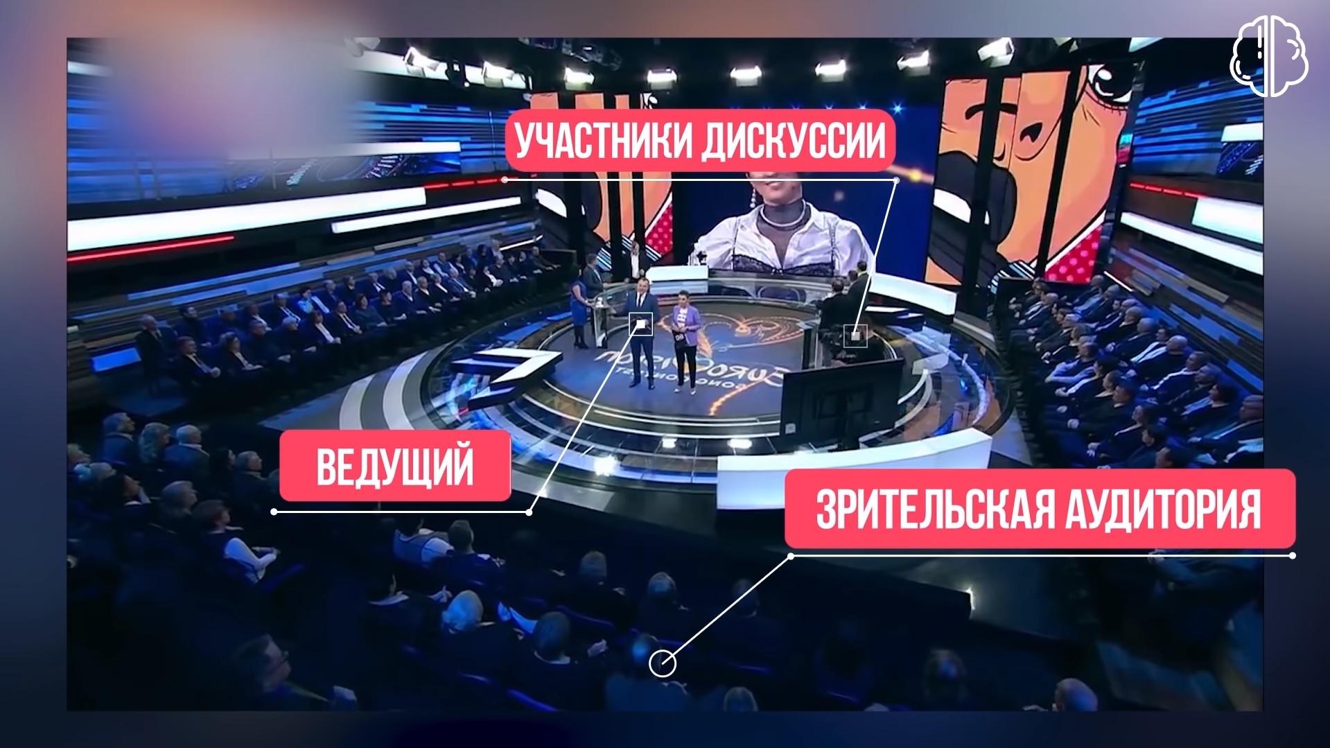 Почему они все больше и больше наглеют в эфире российского ТВ ...   1079x1919