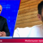 """Блогеры на """"прямой линии"""" задали вопросы Путину"""