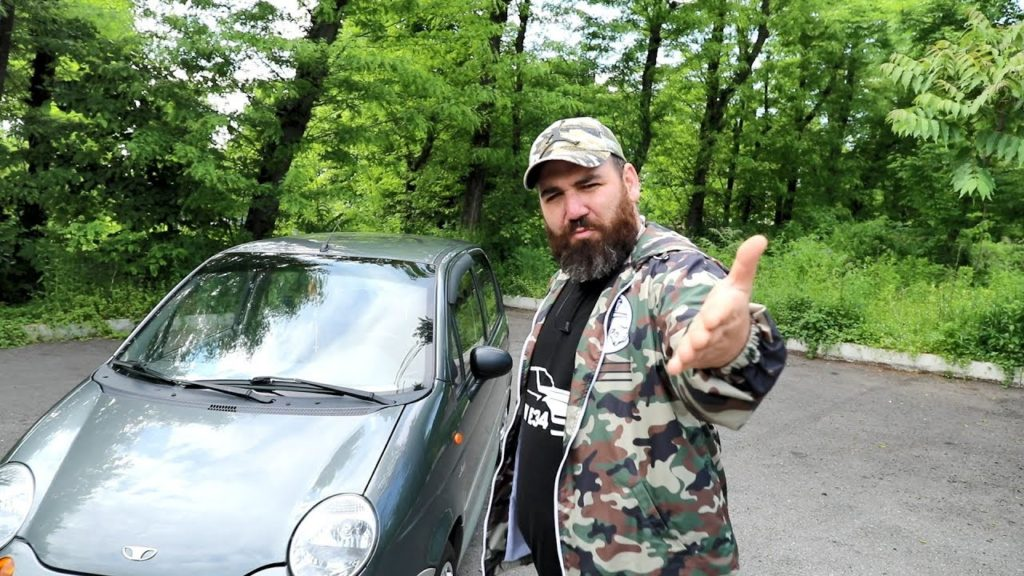 Марат Колиев – фото блогера по прозвищу "Борода"