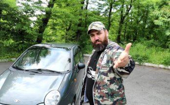 "Марат Колиев – фото блогера по прозвищу ""Борода"""
