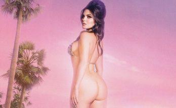 Соня Таюрская с голой задницей для журнала MAXIM фото